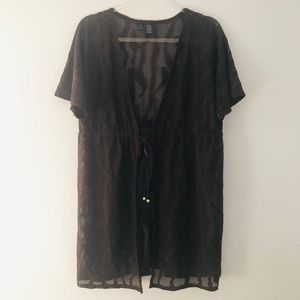 ANNE COLE | Swim Coverup